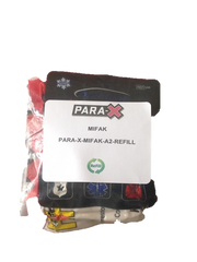 PARA-X MASSIVE INJURY FIRST AID KIT - REFILL