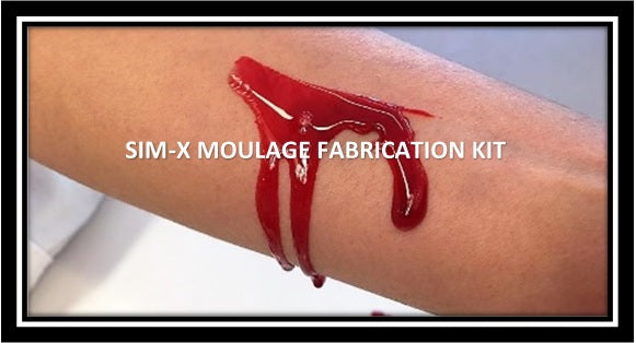 SIM-X Moulage Fabrication Kit