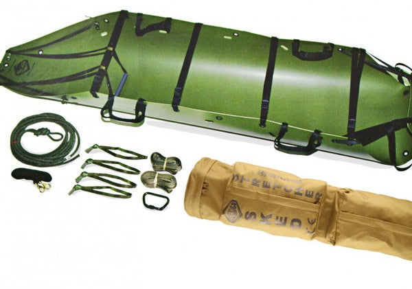 SKEDCO SKED STRETCHER - OD Green - stretcher body only