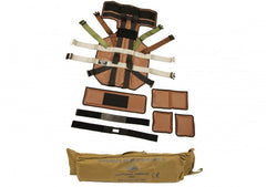 SKEDCO OREGON SPINE SPLINT II -  Coyote Brown
