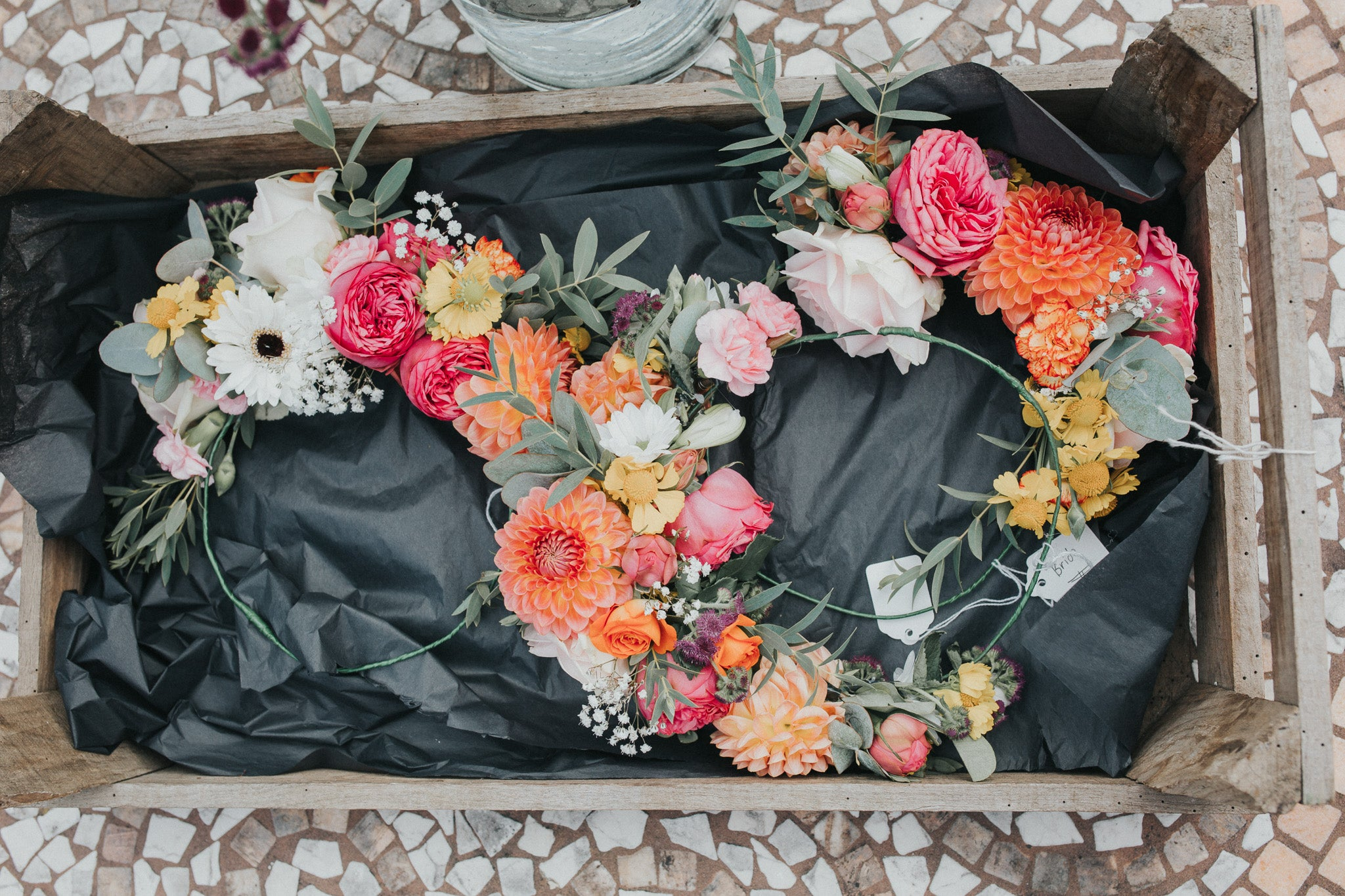 wedding flowers - etcetera vintage