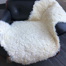 Luxury Gotland Sheepskin in Milky Cream Tones - Norr - nordic life and design