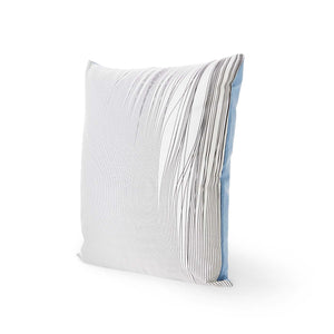 Norr -Icelandic Designed Cushion - Experience Black/White/Blue