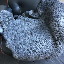 Luxury Gotland Sheepskin in Multi Grey Tones - NORR - Nordic life and design