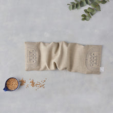 Linen Wheat Bag - Hot and Cold pack - Yoga and Body - Face Navy - Norr - Nordic life and design