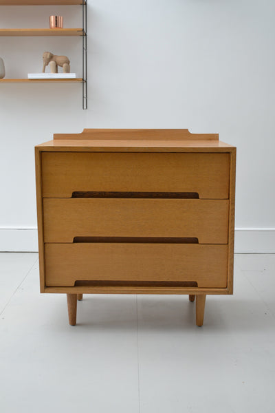Vintage Stag Chest of Drawers by John and Sylvia Reid - Mid Century Modern 1950's- SOLD