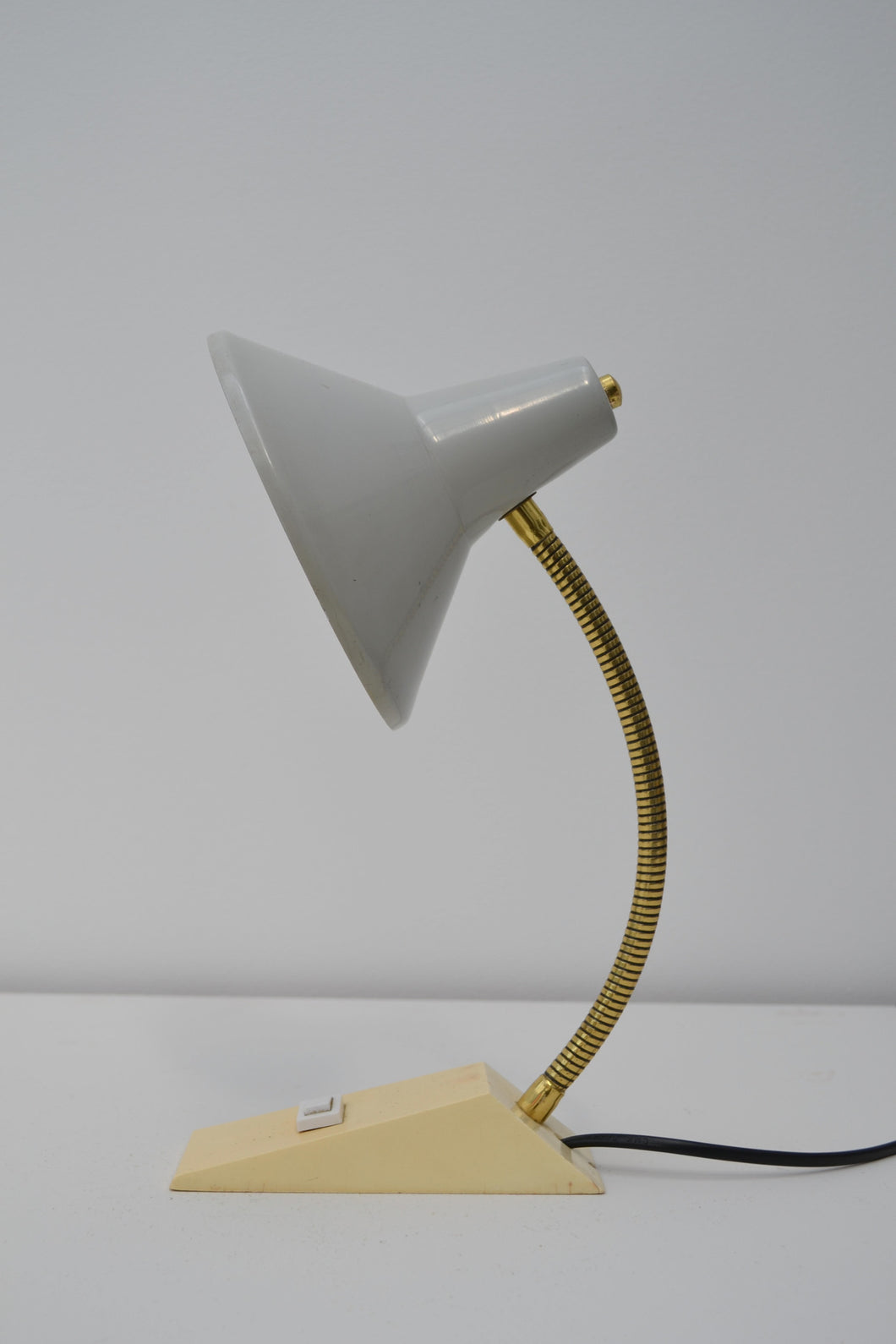 Vintage Desk Lamp By Stilnovo - Italian Mid Century Modern - SOLD