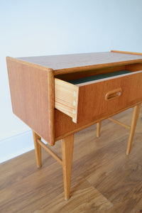 Vintage Danish Teak Chest of Drawers - 1960's - Mid Century Modern - SOLD