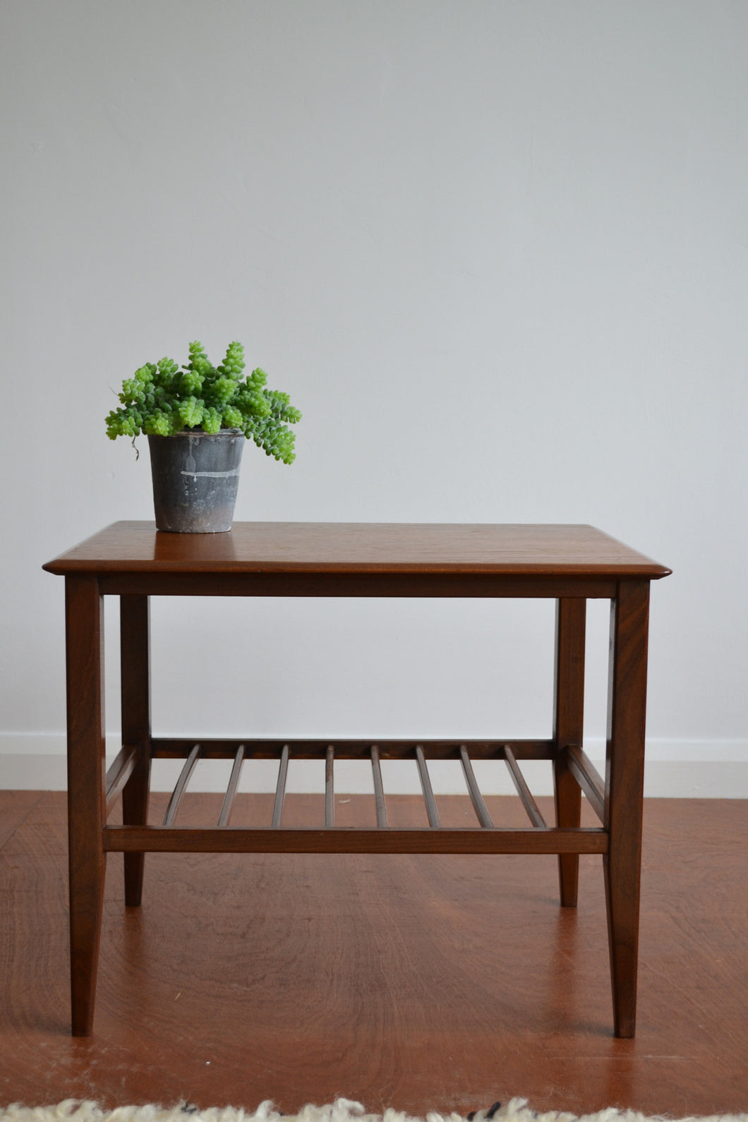 Vintage Teak Coffee/Side Table By Richard Hornby - Mid Century Modern - 1960's - SOLD