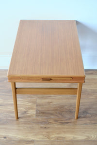 Vintage Danish Side Table By Johannes Andersen - 1960's - Mid Century Modern - SOLD