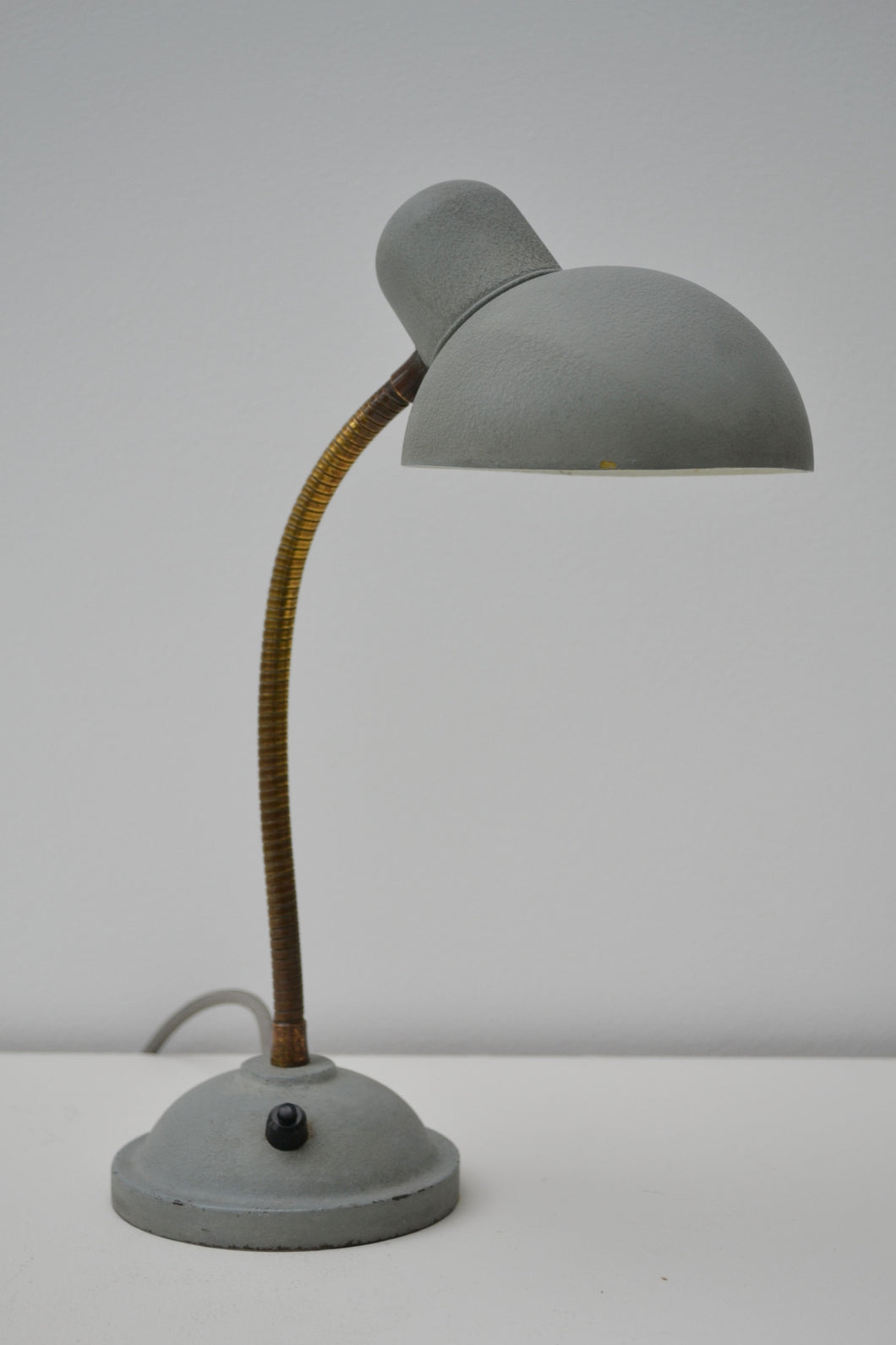Vintage Industrial German Bauhaus Desk Lamp - SOLD OUT