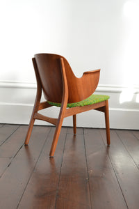 "Danish Hans Olsen ""Shell Chair"" Model 107 SOLD OUT"