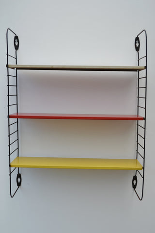 Tomado Vintage Dutch Wall Shelving - 1950's