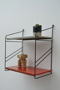 Tomado Vintage Dutch Wall Shelving - 1950's - SOLD