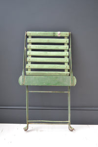Vintage French Cafe/Bistro Chair