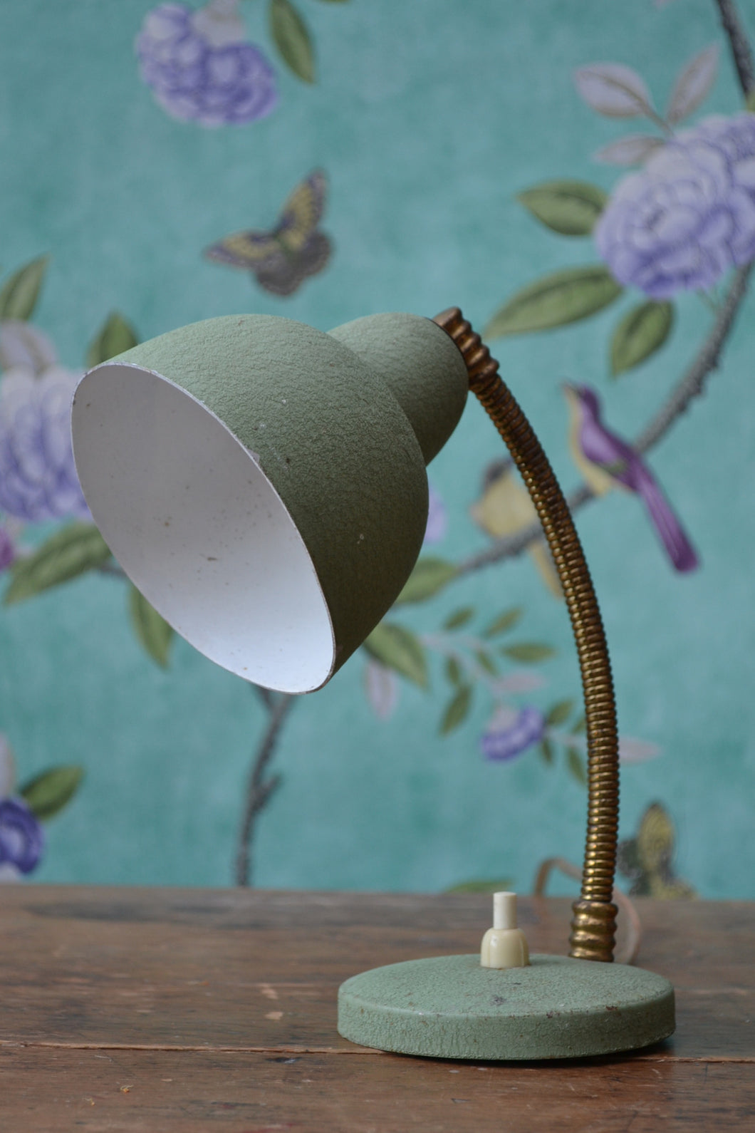 French Vintage Desk Lamp - 1950's - SOLD OUT
