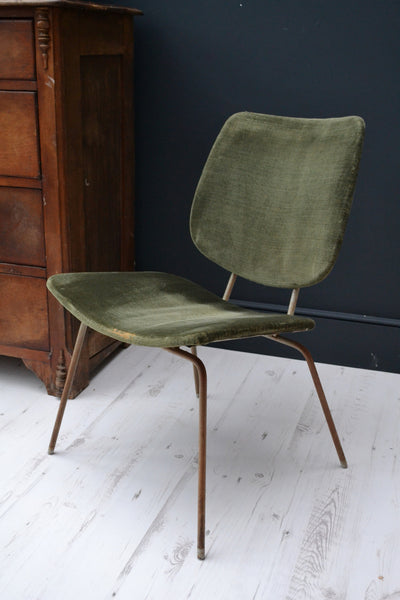 Vintage Dutch Designed Chair - 1950's Mid Century Modern