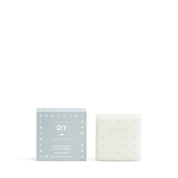 Skandinavisk Soap Bar - ØY (Island) - 100ml - Norr - Nordic life and design