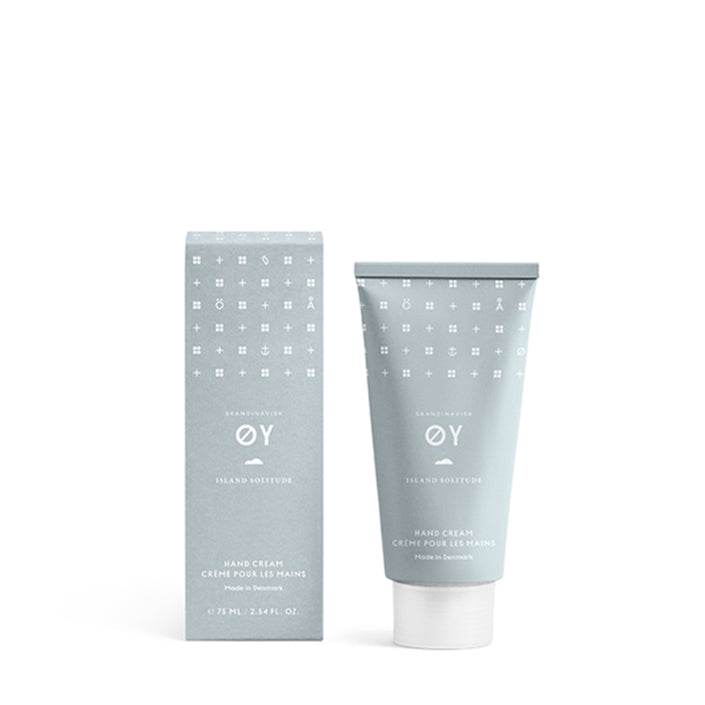 Skandinavisk Hand Cream - ØY (Island) - 75ml - Norr - nordic life and design