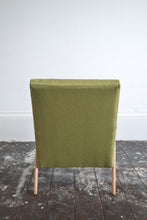 Vintage Danish Low Lounge Chair - 1960's Mid Century Modern - SOLD