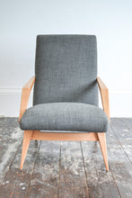 Vintage Italian Lounge Chair - Original 1950's