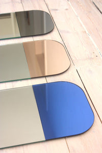 Designed by Tor Serve & Nicole Vitner Serve, Copenhagen. This Danish Ice Cream Mirror