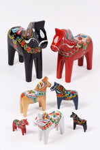 Norr - Swedish Hand Made Dala Horse - Original By Nils Olsson 20cm