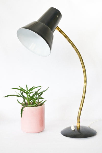 French Vintage Desk Lamp - 1950'S
