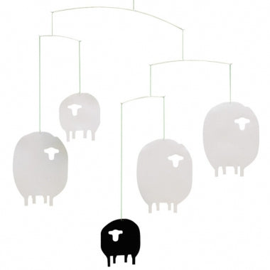 Flensted Mobile - Sheep - norr - nordic life and design
