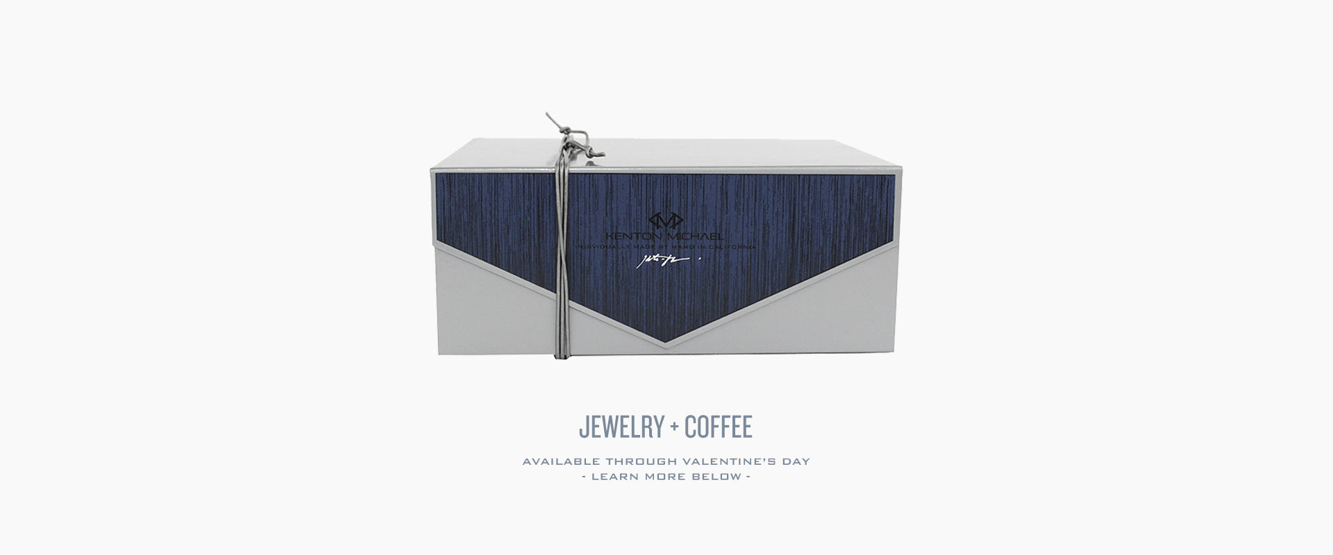 JEWELRY + COFFEE BOX