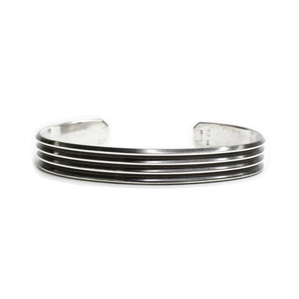 Knife Edge Sterling Cuff
