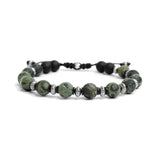 Large Stone Sequence Bracelet