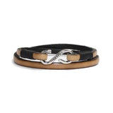 Handcrafted Leather Strap Double