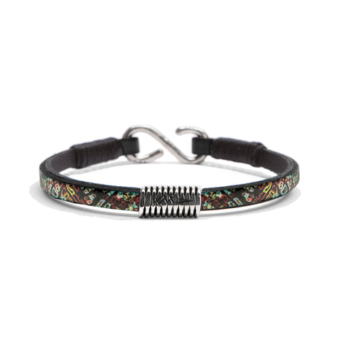 Multi Texture Sequence Bracelet