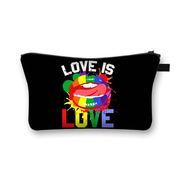 Trousse de toilette love is love