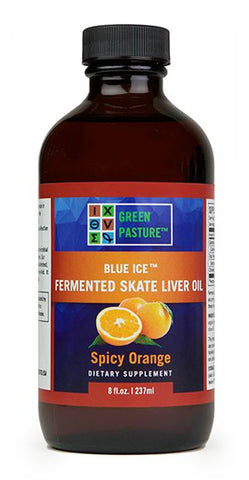 BLUE ICE™ Fermented Skate Liver Oil