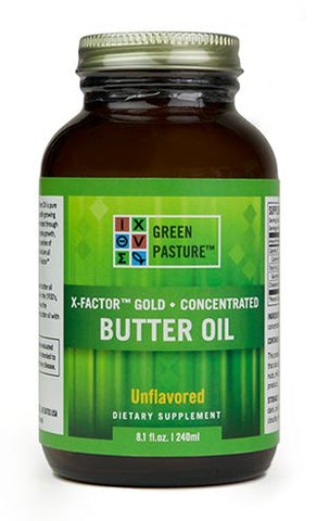 X-FACTOR™ Gold Concentrated Butter Oil