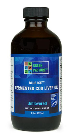 BLUE ICE™ Fermented Cod Liver Oil