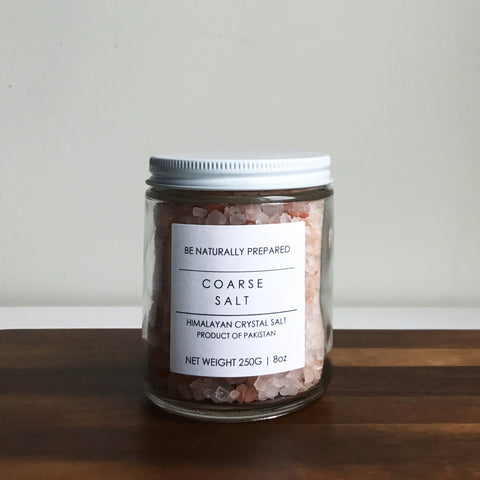 Himalayan Sea Salt - Coarse Grind Salt
