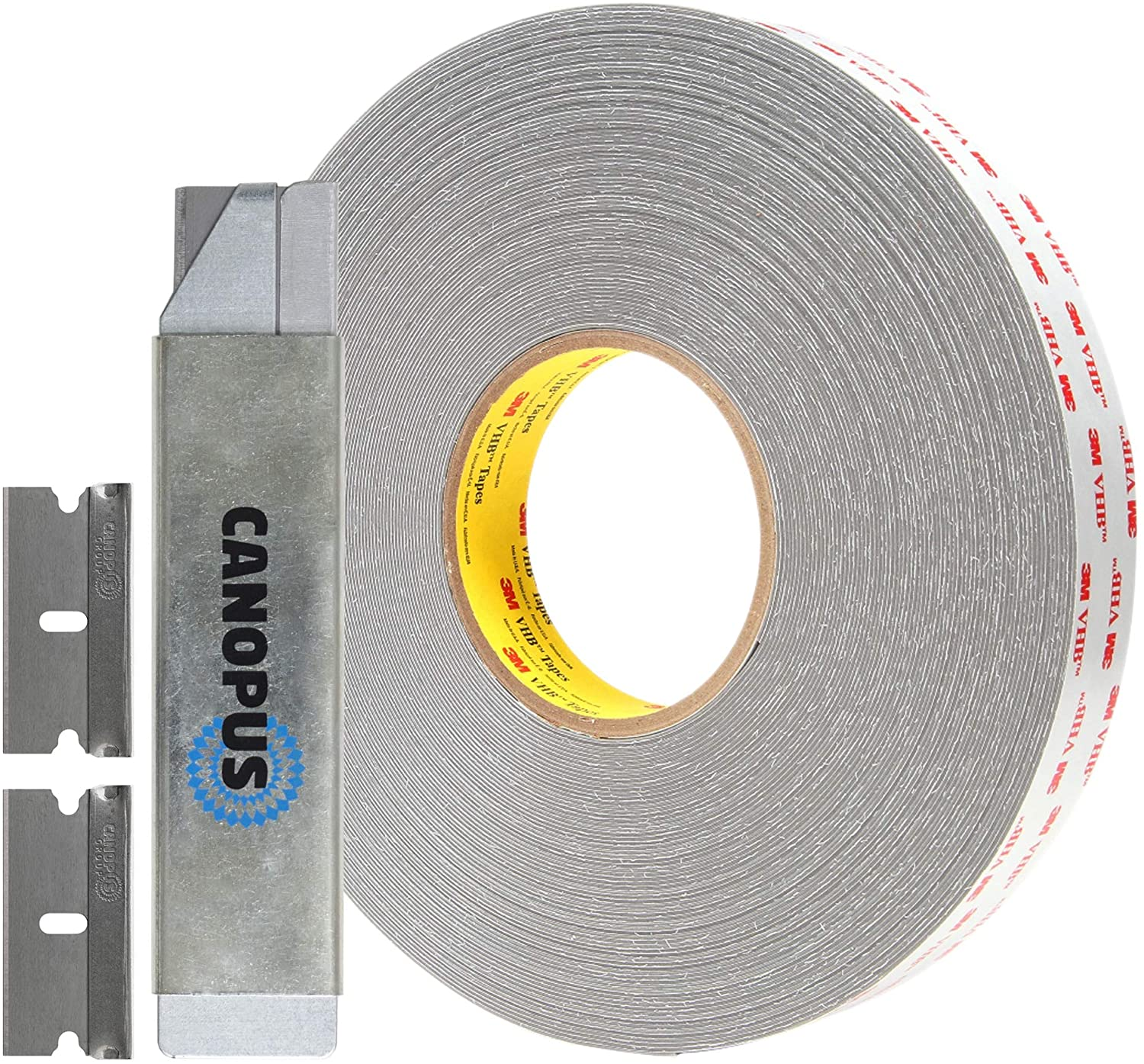 Double-Sided Heavy Duty Mounting Tape