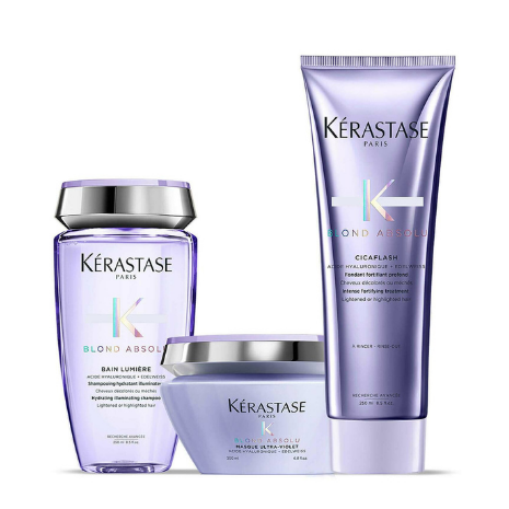 Kerastase Blond Absolu Bundle