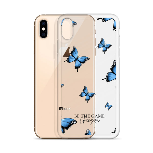 SOCIAL BUTTERFLY - iPhone Case