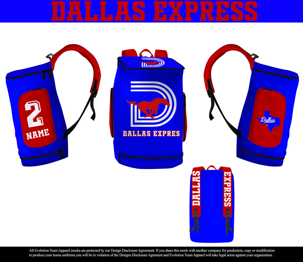 DALLAS EXPRESS XL Backpack