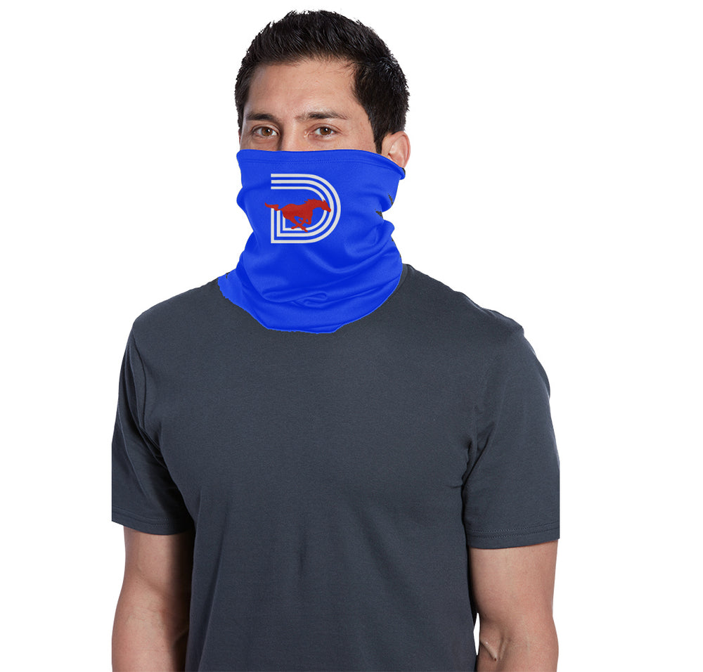 DALLAS EXPRESS GAITER MASK