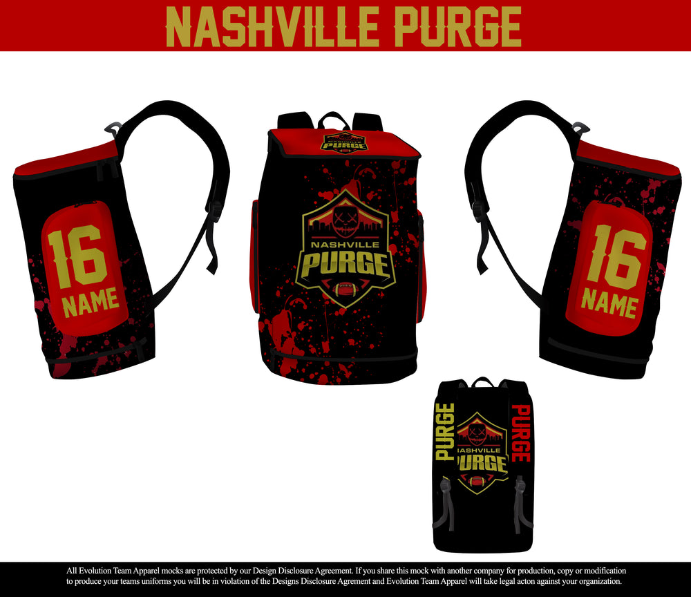 Load image into Gallery viewer, Nashville Purge XL Backpack