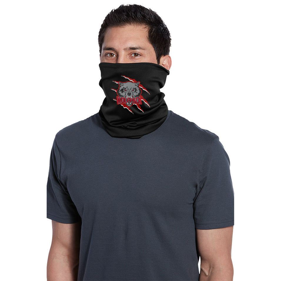 HOUSTON WOLFPACK GAITER MASK