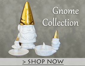 the little helper garden gnome collection