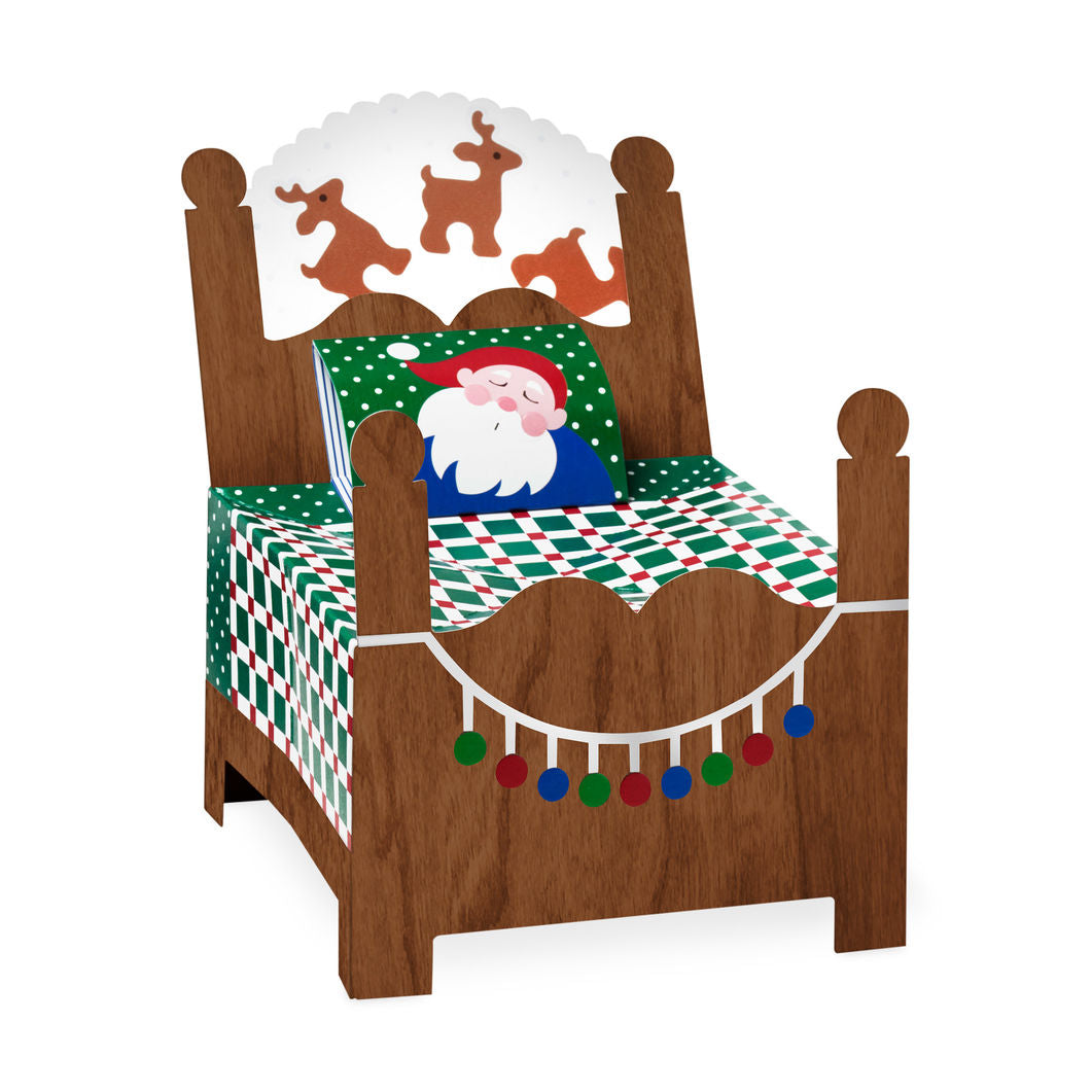 Reindeer Dreams 3D Pop Up Holiday Christmas Cards by MoMA - zillymonkey