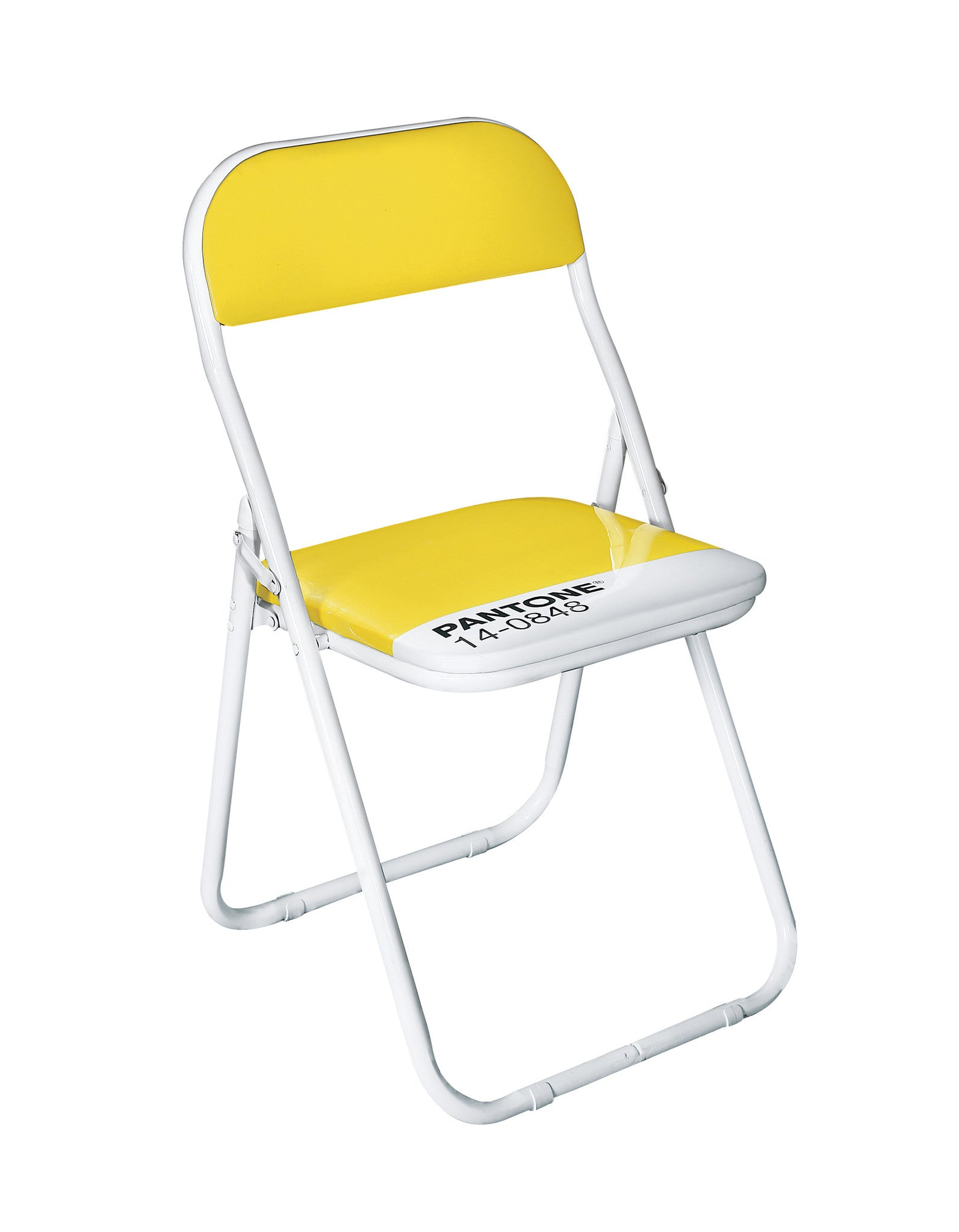 Pantone Universe Color Coded Folding Metal Chairs Furniture by