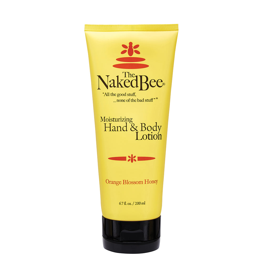 Orange Blossom Honey Hand & Body Lotion by Naked Bee